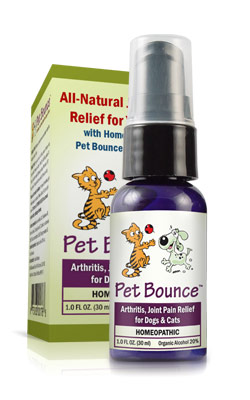 pet bounce product